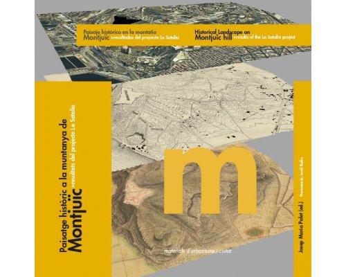 Paisatge històric a la muntanya de Montjuïc