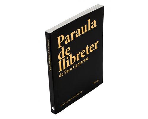 Paraula de llibreter