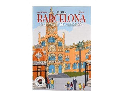 Els sis a Barcelona. Perduts a Horta - Guinardó