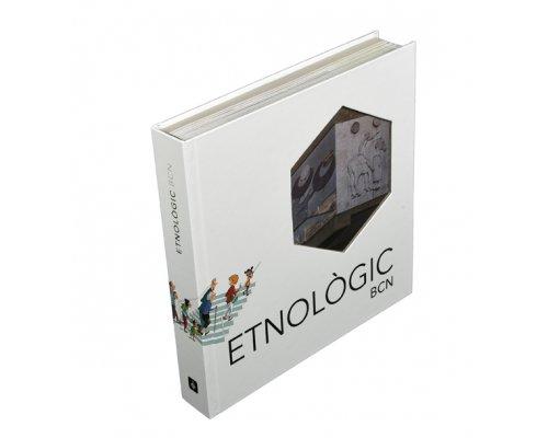 coberta del llibre 'Etnològic BCN'