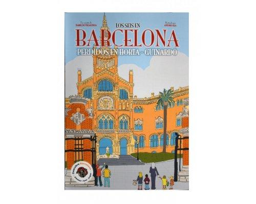 Los seis en Barcelona. Perdidos en Horta - Guinardó