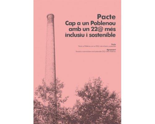 Pacte. Cap a un Poblenou amb un 22@ més inclusiu i sostenible