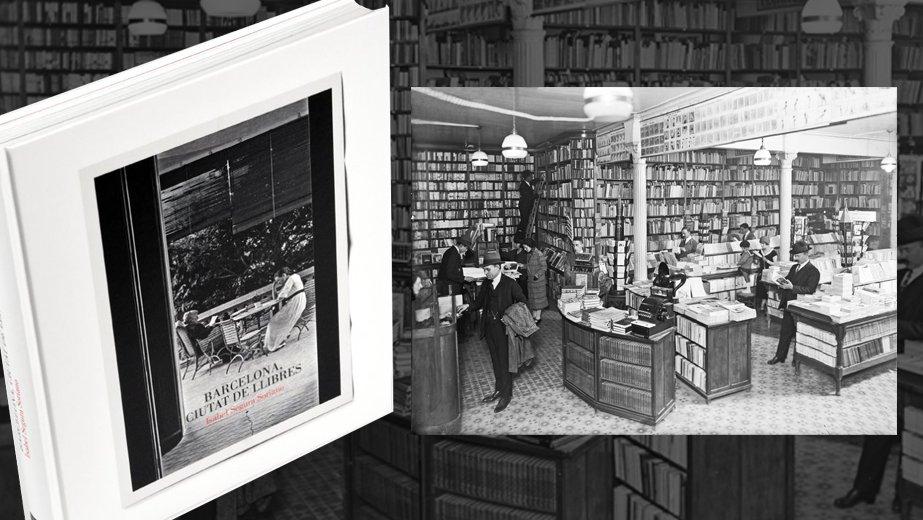 Imatge del llibre 'Barcelona, ciutat de llibres'