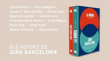 Els autors de 'Gira Barcelona'