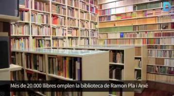 Les biblioteques més particulars de Barcelona