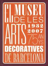 Coberta del llibre El museu de les arts decoratives