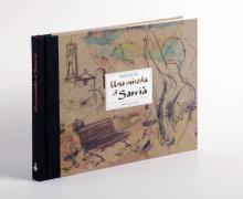 Imagen de cubierta y lomo del libro Una mirada a Sarrià