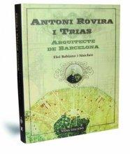 Imatge de la coberta del llibre 'Antoni Rovira i Trias'