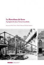 Coberta del llibre La Barcelona de ferro