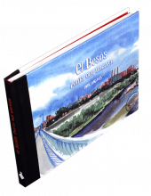 Imatge de la coberta del llibre 'El Besòs, ponts que uneixen'