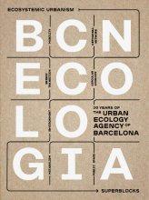 Imatge coberta llibre BCNecologia english
