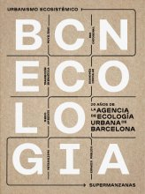 Imatge coberta llibre BCNecologia en castellà