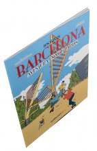 Imatge de la coberta del llibre 'Loas seis en Barcelona. Aventura a Nou Barris'