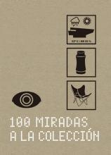 Coberta'a del llibre 100 miradas a la coleccións