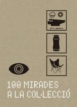 Coberta del llibre 100 mirades a la col·lecció