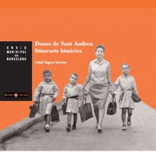 Imatge de la coberta del llibre 'Dones de Sant Andreu'