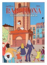 Imatge de la coberta del llibre 'Els sis a Barcelona. Els fantasmes de Gràcia'