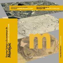 Imatge de la coberta del ebook 'Paisatge històric a la muntanya de Montjuïc'