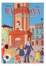 Imatge de la coberta del llibre 'Los seis en Barcelona. Los fantasmas de Gracia'