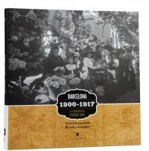 Imatge de la coberta del llibre 'Barcelona 1900-1917. Els reportatges d'Adolf Mas'