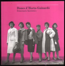 Imatge de la coberta del llibre 'Dones d'Horta Guinardó'