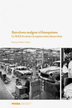 Coberta del llibre Barcelona malgrat el franquisme
