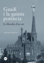 Imatge de la coberta del llibre 'Gaudí i la quina potència'