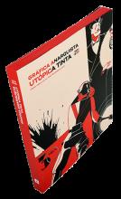 Imatge de la coberta del llibre 'Gràfica Anarquista. Utòpica tinta castellà