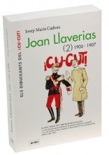 Imatge de la coberta del llibre 'Joan Llaverias (1)' segon volum
