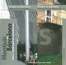 Imatge de coberta del llibre Montjuïc vs. Barcelona