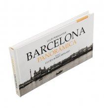 Imatge de la coberta del llibre 'Barcelona Panoràmica'