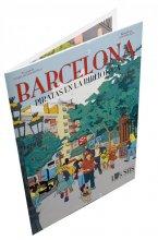Imatge de la coberta del llibre 'Barcelona. Piratas en la biblioteca'
