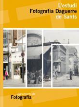 Coberta del llibre L'estudi fotogràfic Daguerre de Sants