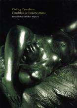 Coberta del llibre Catàleg d'escultura i medalles de Frederic Marés