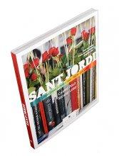 Imatge de la coberta del llibre 'Sant Jordi, llibres i roses'