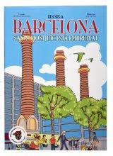 Imatge de la coberta del llibre 'Els sis a Barcelona. Sants_Montjuïc està embruixat'
