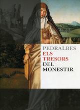 Portada del llibre Pedralbes. Els tresors del Monestir