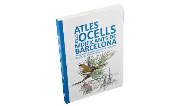 portada Atles dels Ocells de Barcelona