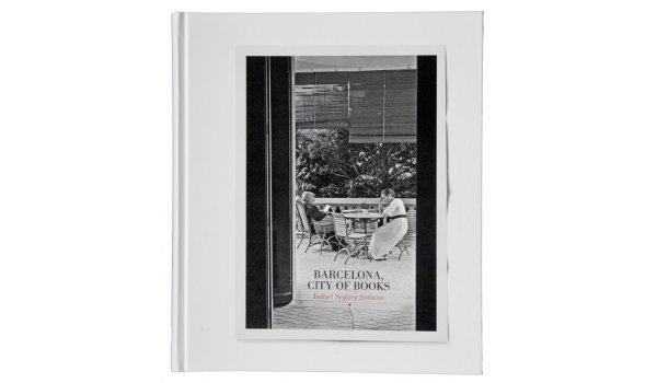 Imatge de la coberta del llibre 'Barcelona, City of Books'
