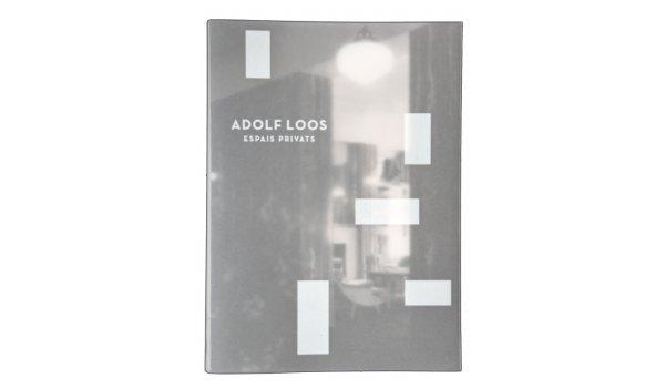Imatge de la coberta del llibre 'Adolf Loos. Espais privats'