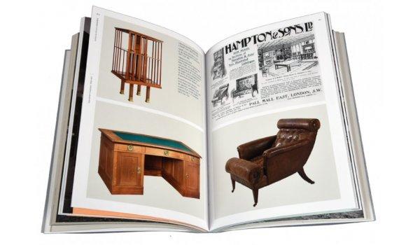 Imatge de les pàgines interiors del llibre 'Adolf Loos. Espais privats'