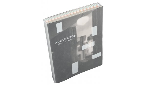 Imatge de la coberta del llibre 'Adolf Loos. Private Spaces'