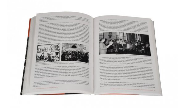 Interior Archivo crítico modelo Barcelona 1973-2004