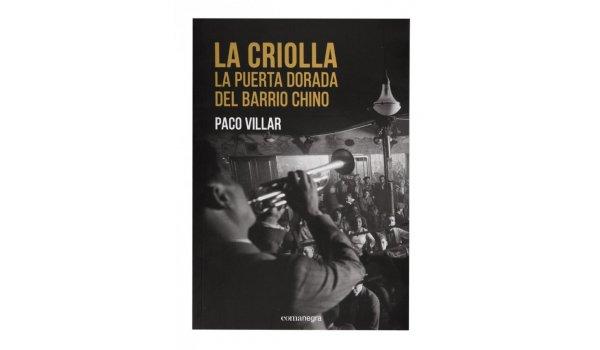 Imatge de la coberta del llibre 'La Criolla'
