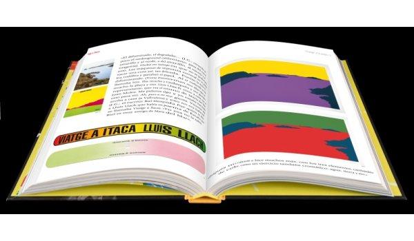 Imatgede de les pàgines interiors del llibre 'Americ Sanchez a Barcelona'
