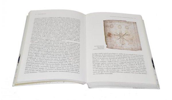 Pàgines interiors 'Llengua i literatura. Barcelona 1700'