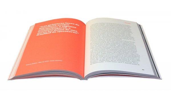 Imatge de les pàgines interiors del llibre 'Barcelona: títol provisional'