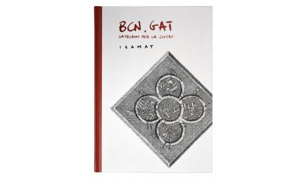 Imatge de la coberta del llibre 'BCN.GAT'