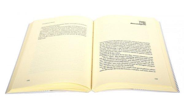 Imatge de les pàgines interiors del llibre 'Un barceloní a Beirut'