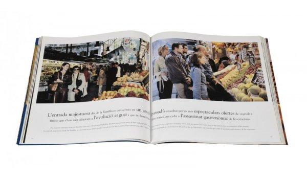 Pàgines interiors 'La Boqueria: la Catedral dels Sentits'